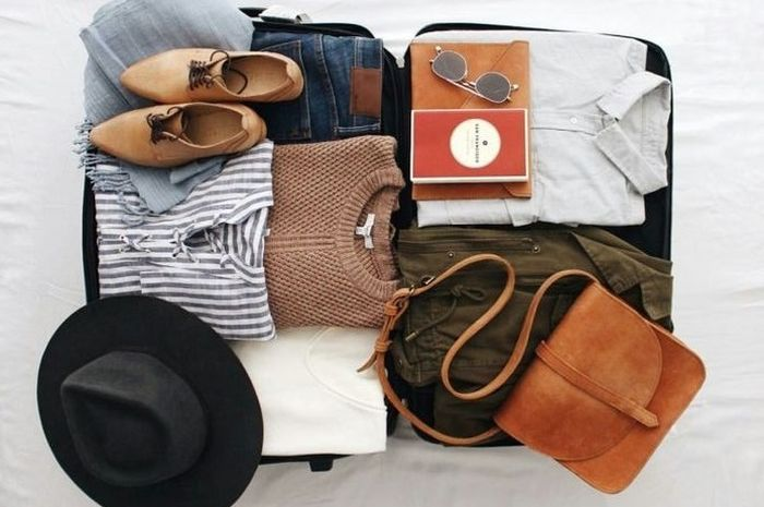 Chuẩn bị hành lý đi du lịch nước ngoài