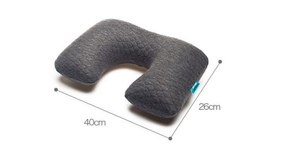 gối du lịchMsquare Neck Pillow
