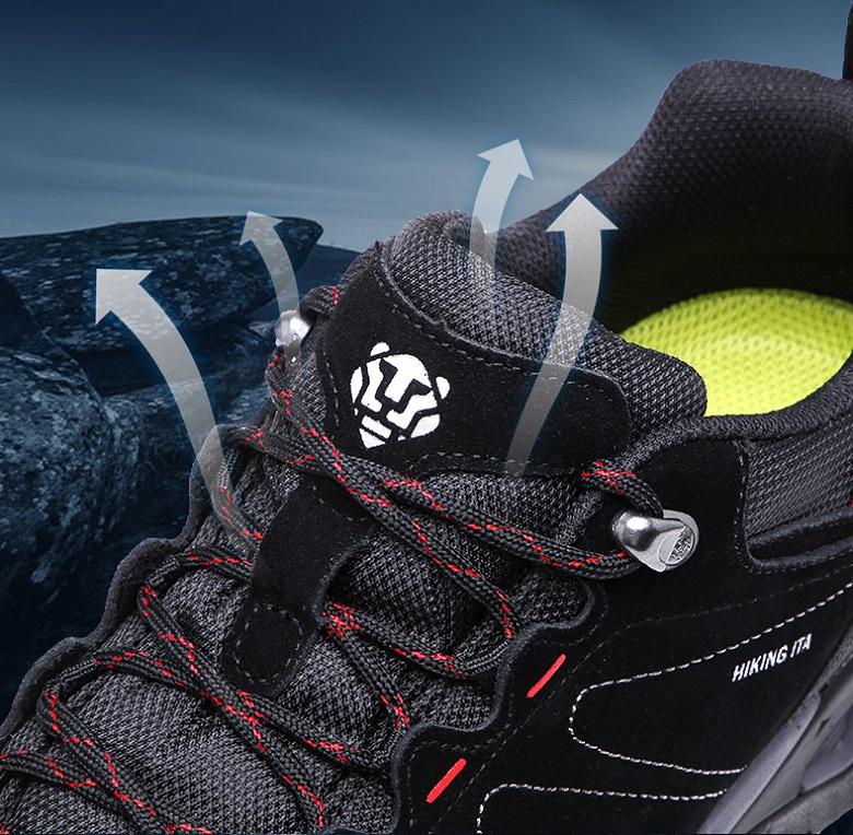 Giày leo núi chống thấm nước nữ Green Giant GGFAH91206-W