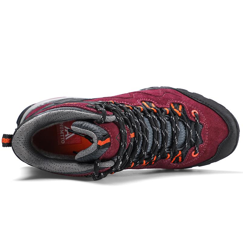 Giày leo núi cổ cao Humtto 210350B-3