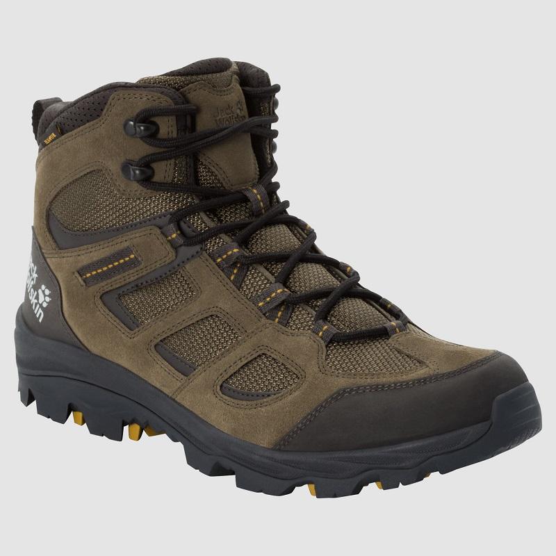 Giày leo núi Jack Wolfskin VoJo 3 Texapore Mid chính hãng