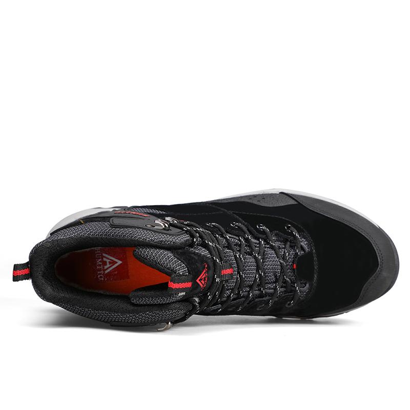 Giày trekking cổ cao Humtto 210337A-1