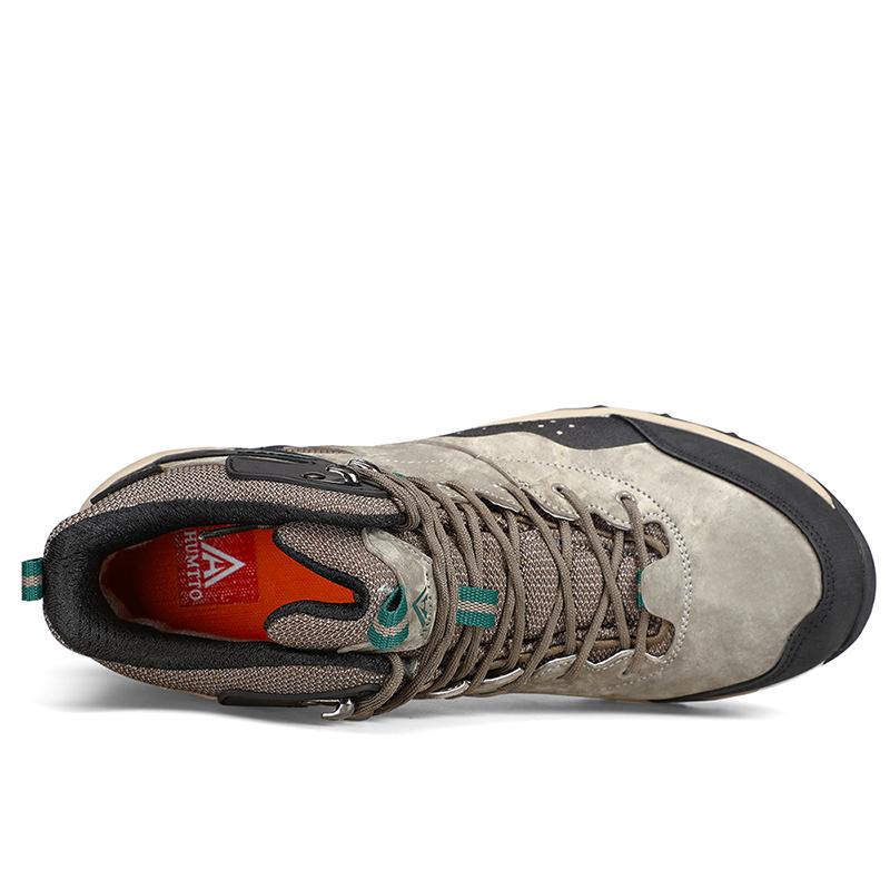 Giày trekking cổ cao Humtto 210337A-2