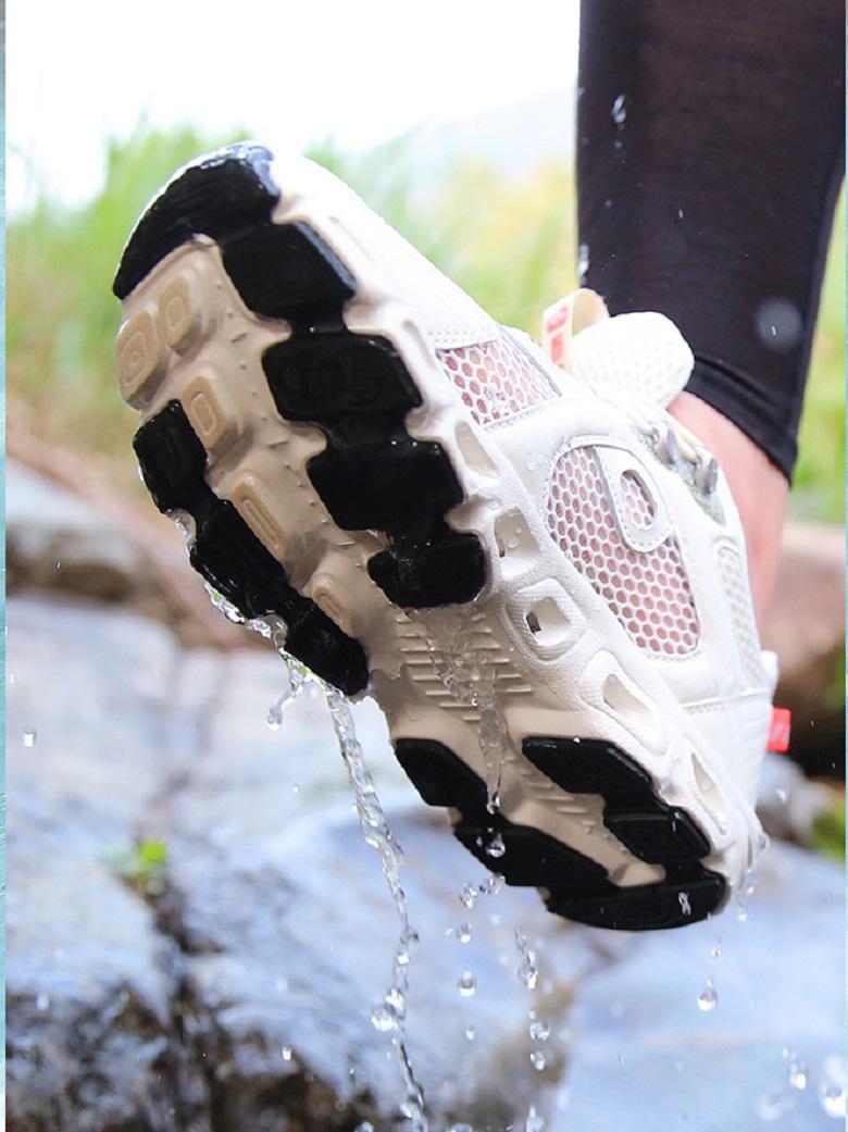 Giày trekking lội nước nữ Green Giant GGFEJ820229