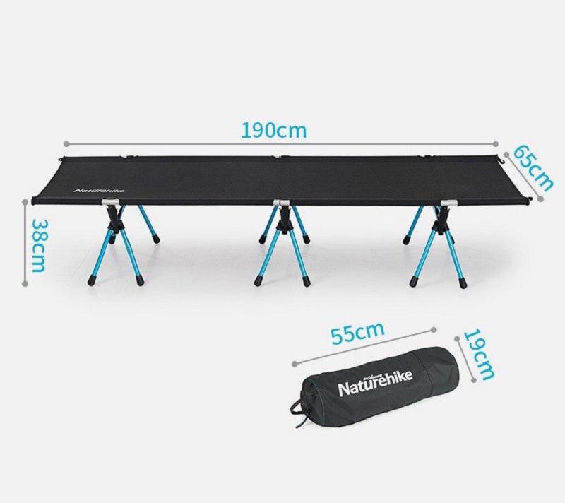 Giường gấp siêu nhẹ Naturehike NH17X008