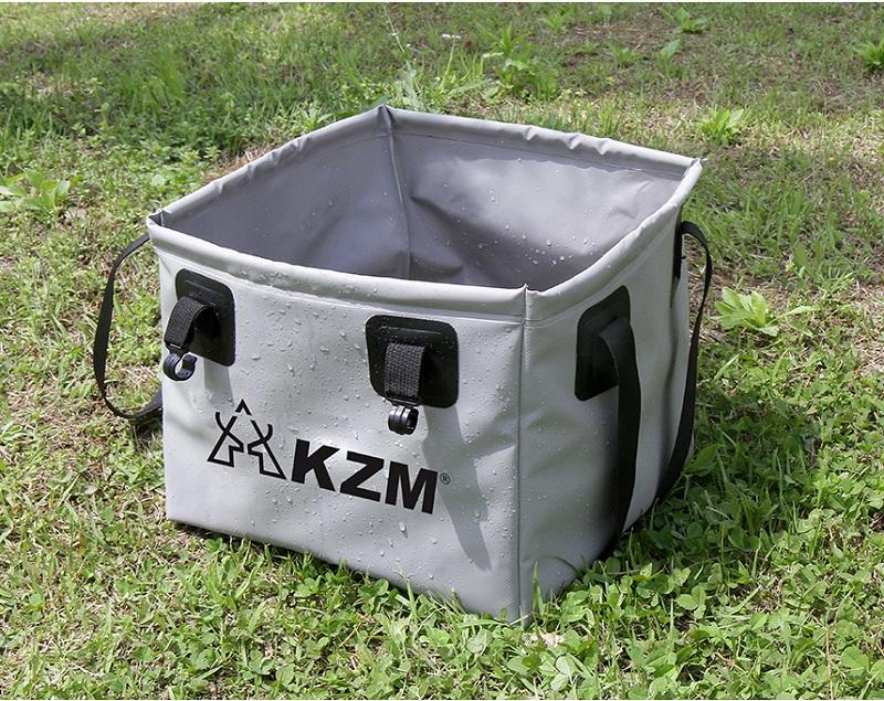 Xô đựng nước gấp gọn Hàn Quốc Kazmi K8T3K005