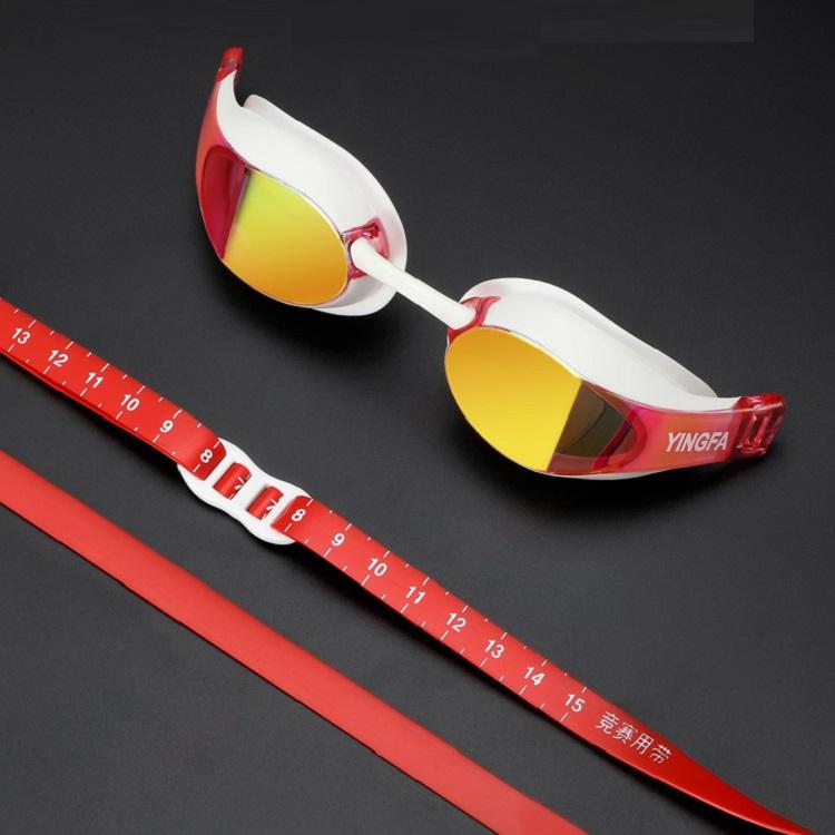 Thiết kế  Kính bơi chuyên nghiệp HD chống sương mù Yingfa YF689AF (V)