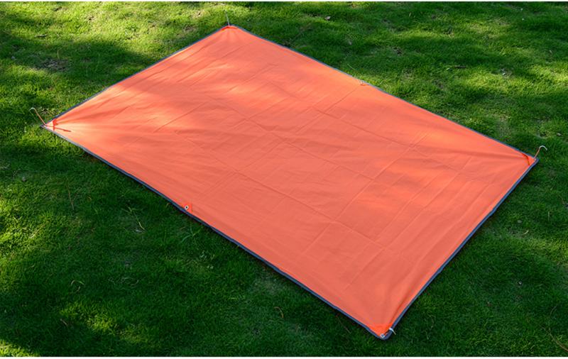 Tấm bạt picnic vải Oxford 6 lỗ Naturehike NH15D004-X 150*215cm