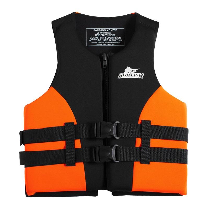 Cận cảnh thiết kế áo phao bơi Sailfish Cam