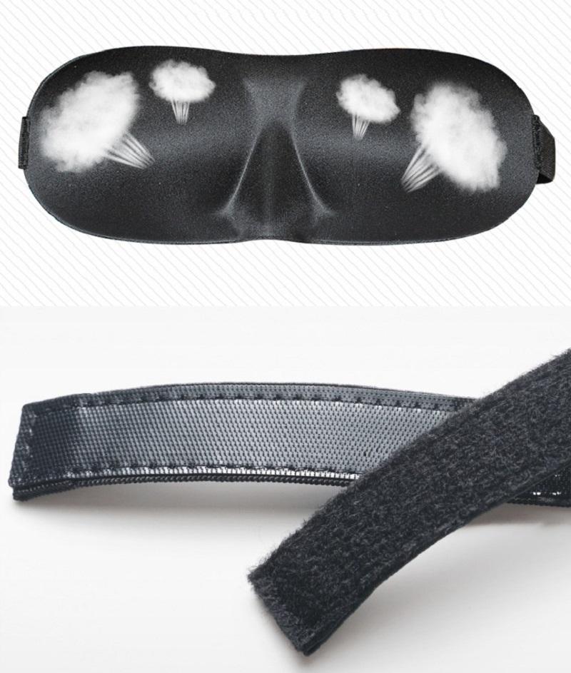 Cận cảnh các thiết kế của Bịt mắt ngủ 3d Tasco Sleep Mask
