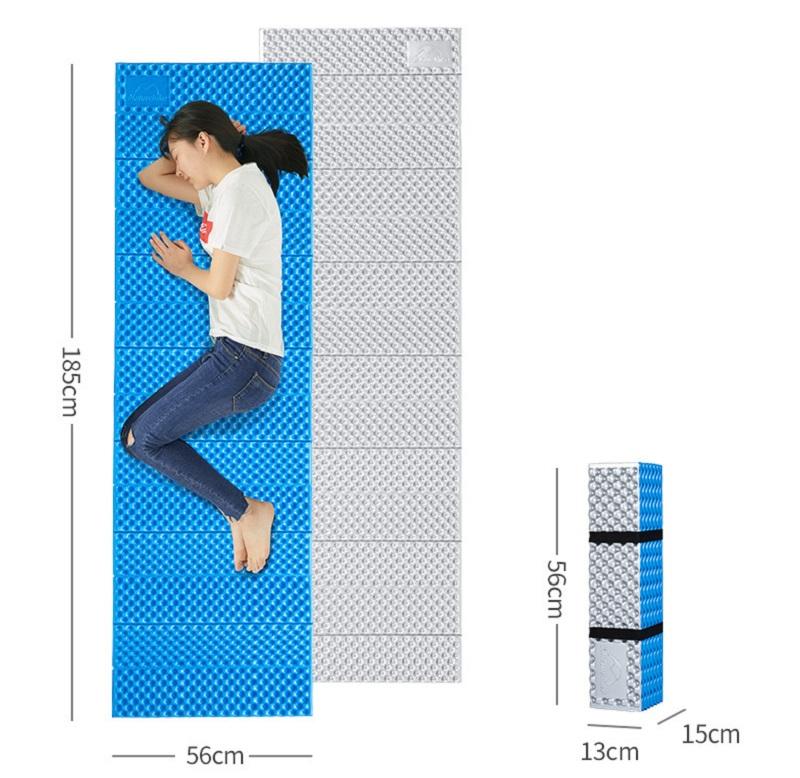 Kích thước khi sử dụng và khi gấp gọn