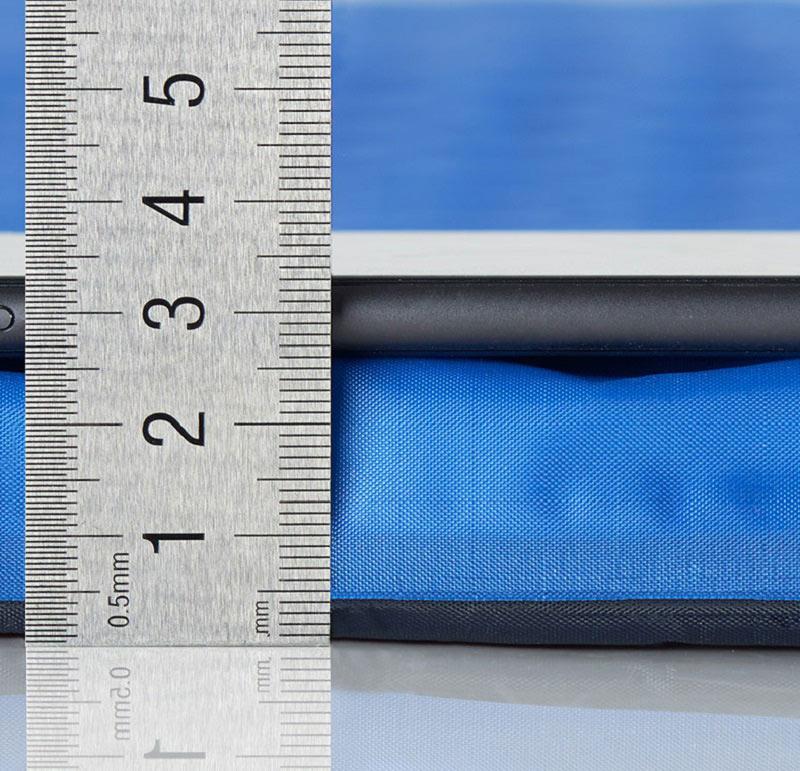 Độ dày của đệm khoảng 3cm