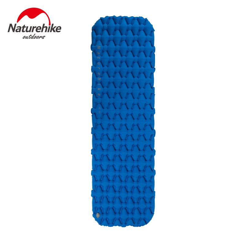 Đệm hơi đơn Naturehike NH19Z032-P FC-10 màu xanh