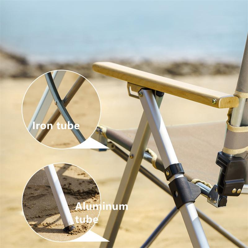 Ghế xếp bãi biển, dã ngoại ngoài trời Naturehike NH17T003-Y