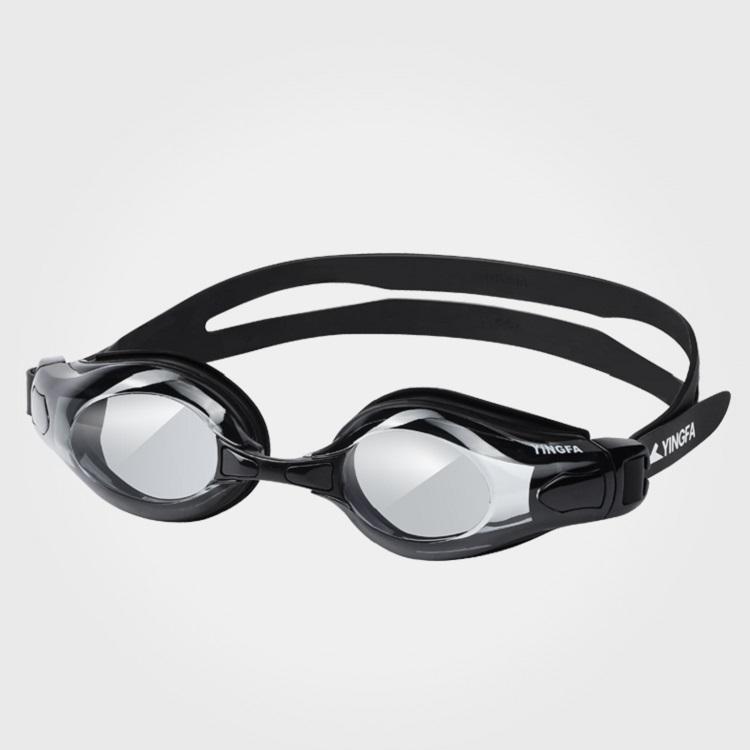 Kính bơi cận thị, có độ tuỳ chỉnh, chống nước và sương mù Yingfa