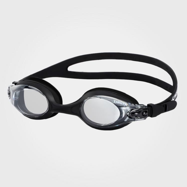 Kính bơi cao cấp chống nước và chống sương mù Yingfa Y950AF màu đen