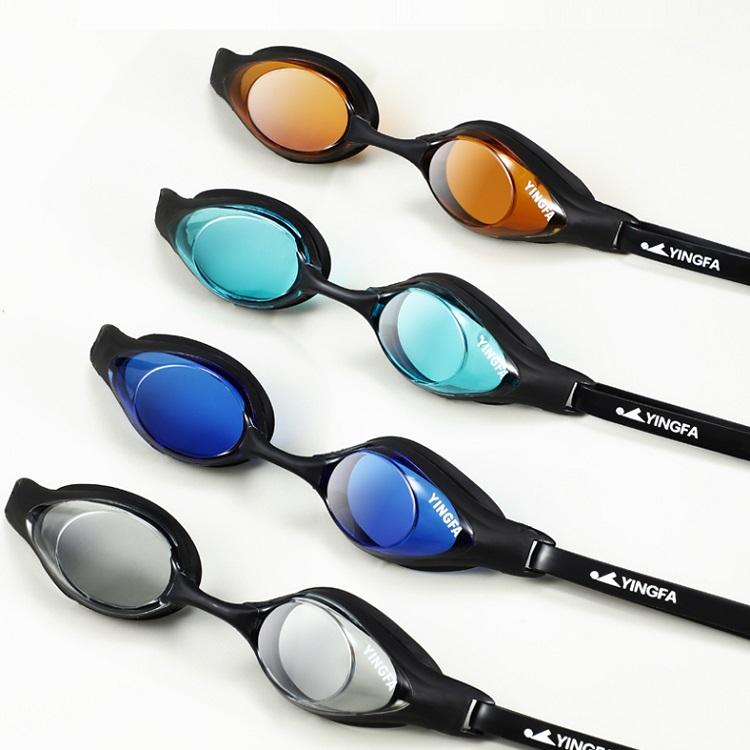 Kính bơi chống mờ, chống nước Yingfa Y333AF với 4 màu sắc hiện đại