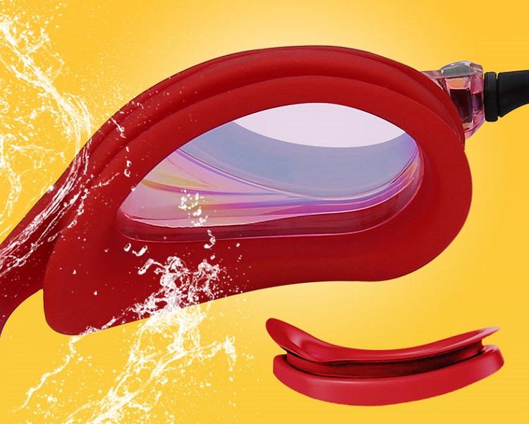 thiết kế Kính bơi chống nước và sương mù Yingfa Y110AF (V)