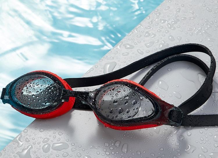 Kính bơi không bị mờ, chống ánh sáng ngang Yingfa Y630AF