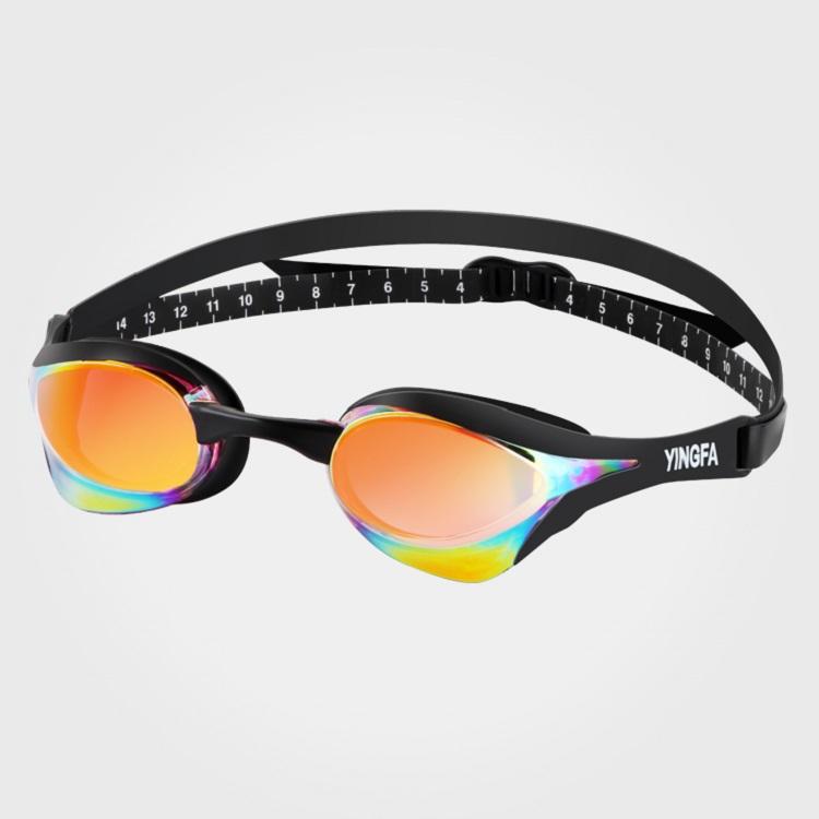 Kính bơi mạ crom nhiều màu, chống sương mù Yingfa Y828AF (V)