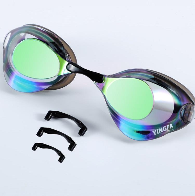 thiết kế Kính bơi người lớn thời trang, chống sương mù Yingfa YN.2AF (V)