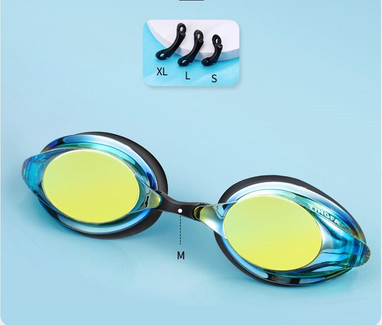 thiết kế Kính bơi tốt chống sương mù, chống nước Yingfa Y570AF (M)