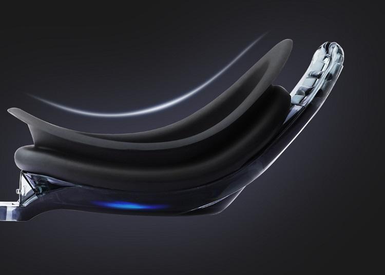 thiết kế Kính bơi Yingfa Y2600AF (V) phủ màu, chống sương mù