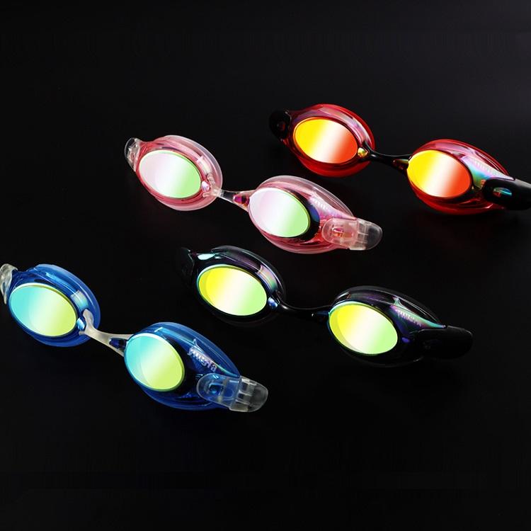 Mắt kính bơi phủ màu, chống sương mù Yingfa Y190AF (V) với 4 màu