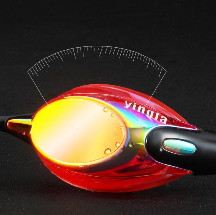 thiết kế Mắt kính bơi phủ màu, chống sương mù Yingfa Y190AF (V)