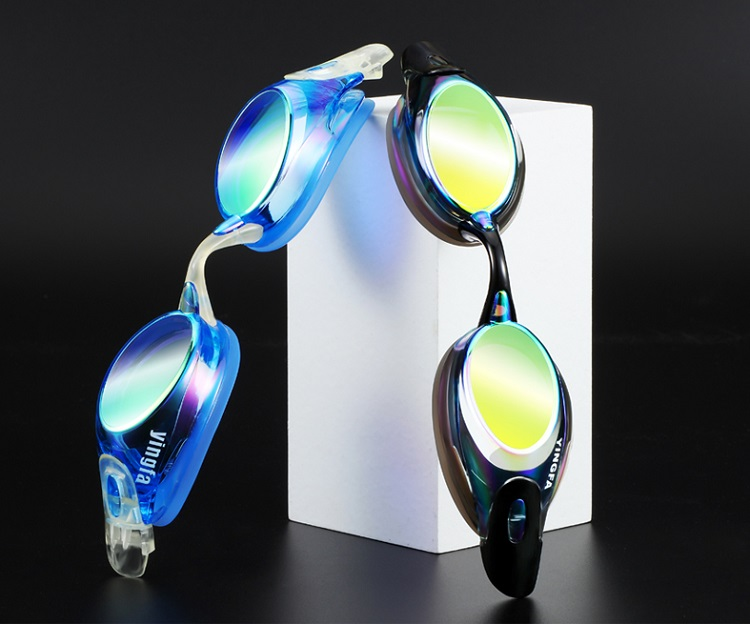 Mắt kính bơi phủ màu, chống sương mù Yingfa Y190AF (V)