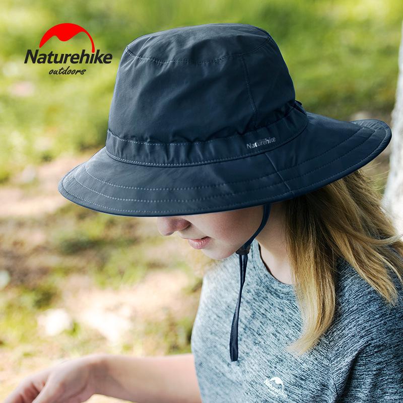 Mũ tai bèo vành rộng Naturehike NH17M005-A