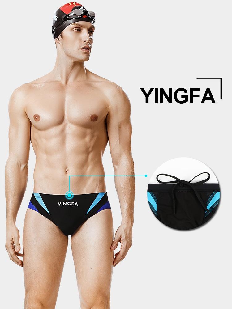 Quần bơi bikini nam Yingfa đẹp, chính hãng