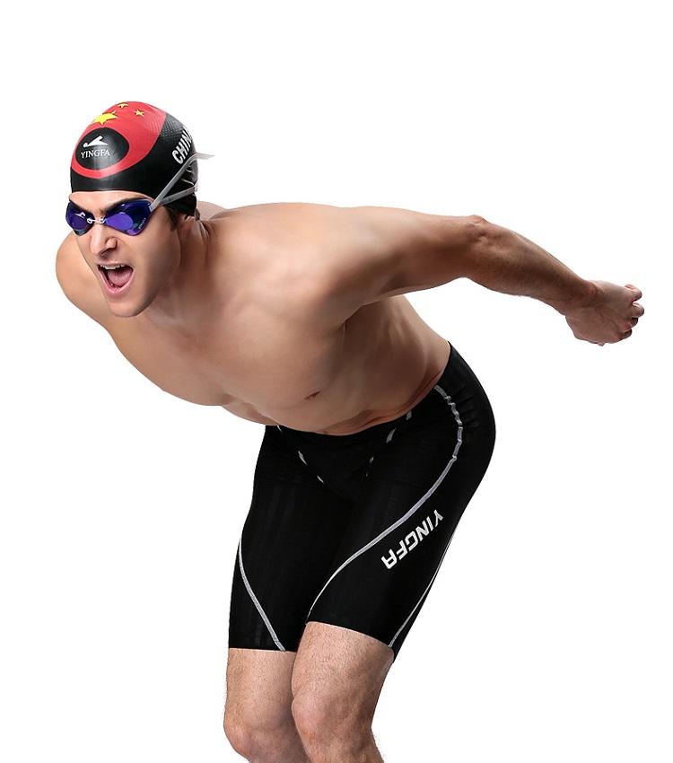quần bơi nam lửng Yingfa 9102