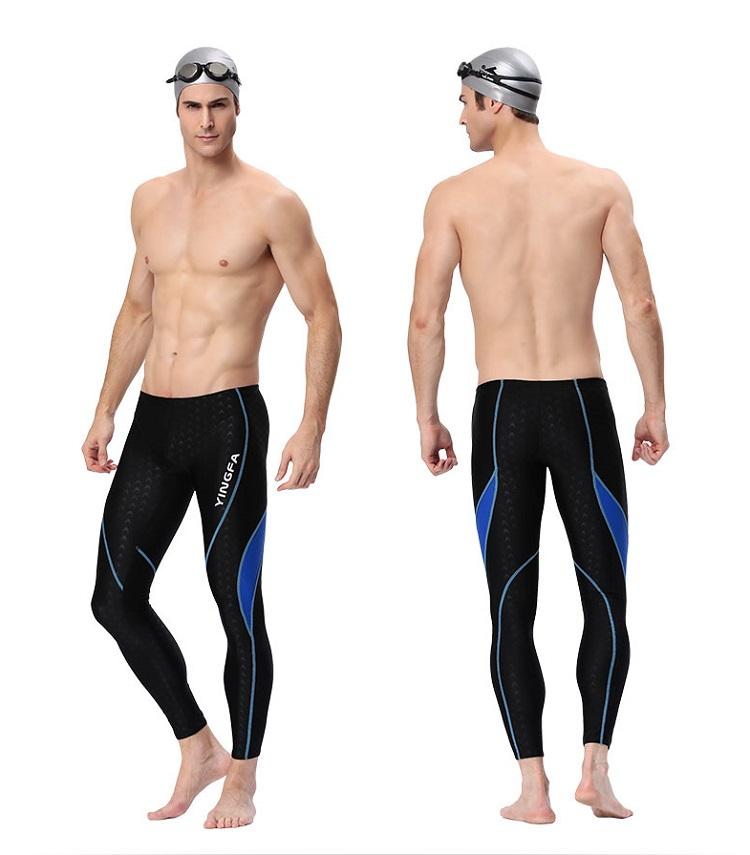 Quần bơi dài Yingfa 9117