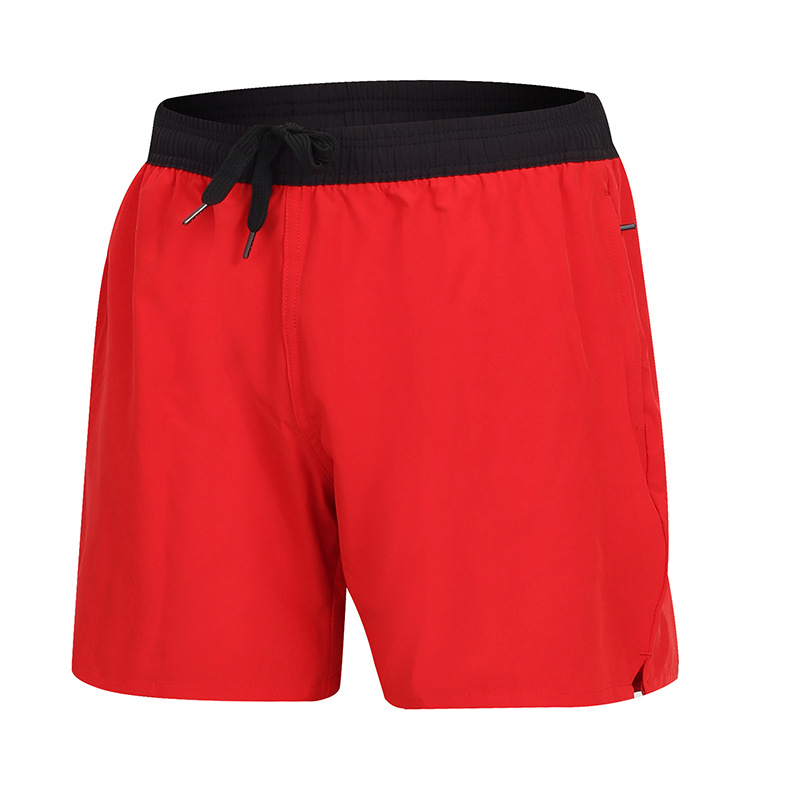 Quần mặc đi biển mau khô Sear 6001 màu đỏ