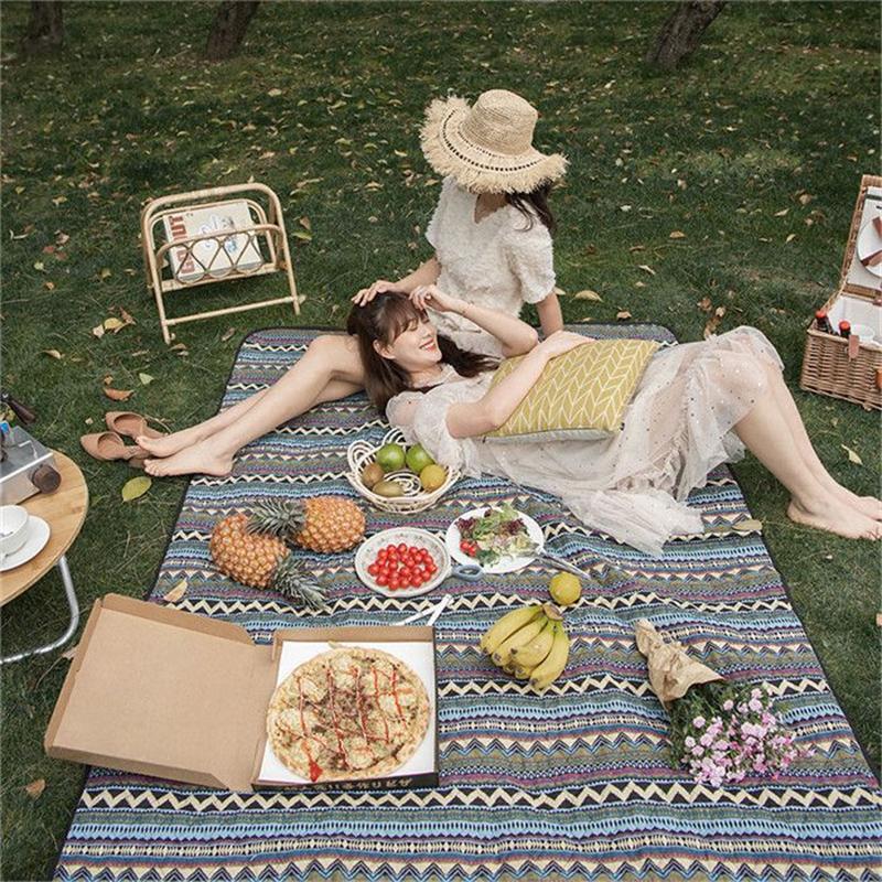 Thảm picnic gấp gọn chống nước Naturehike NH20FCD04