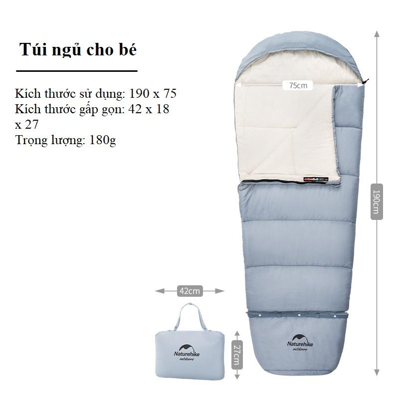 Túi ngủ cho bé Naturehike