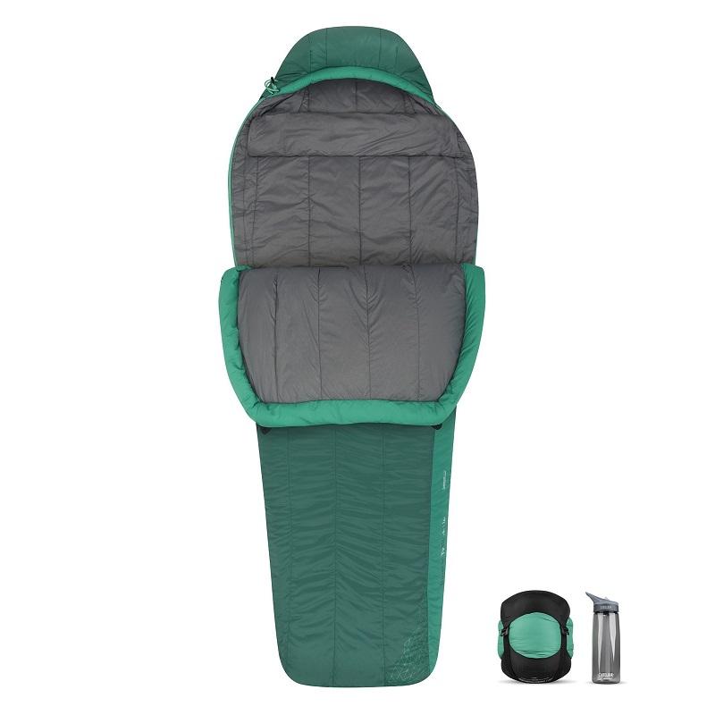 Túi ngủ mùa đông Sea to Summit Venture Vtll STMVTL103 màu xanh lá