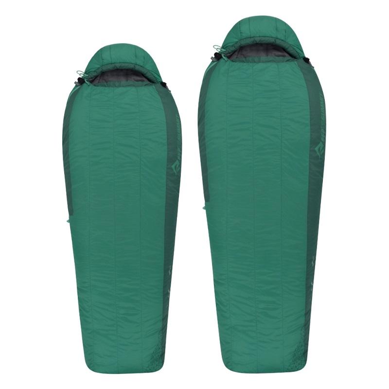 Túi ngủ Sea to Summit Traverse TvII STMTV206 màu xanh lá
