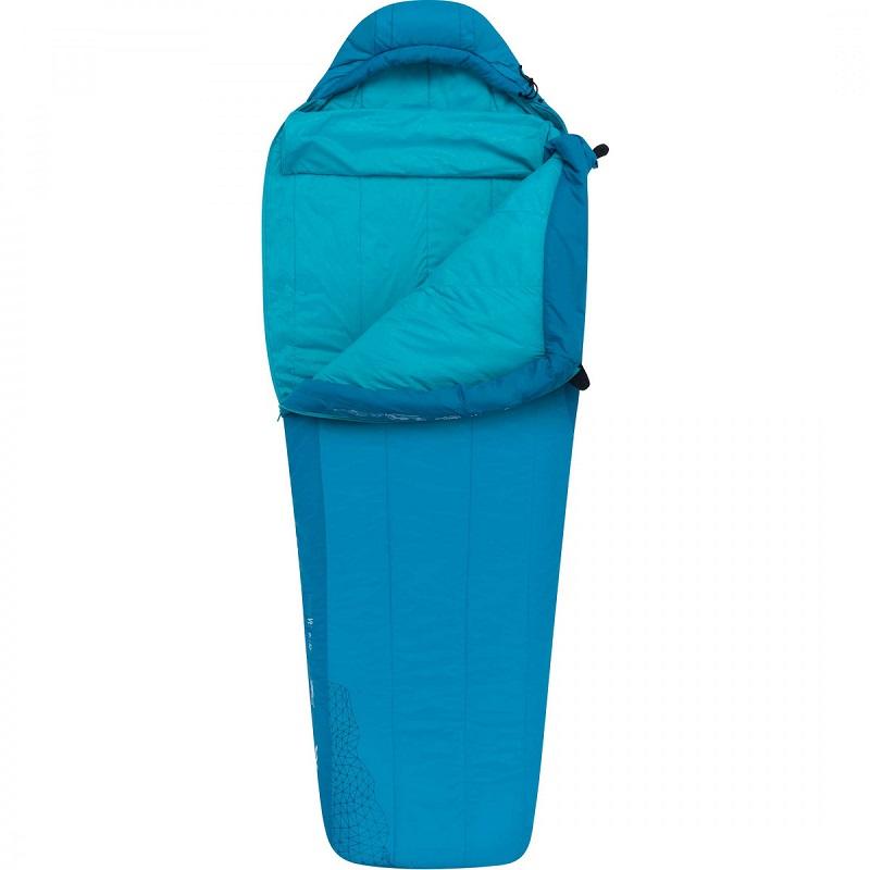Túi ngủ cho nữ Sea to Summit Venture VtlI STMVTL103 M & L màu xanh