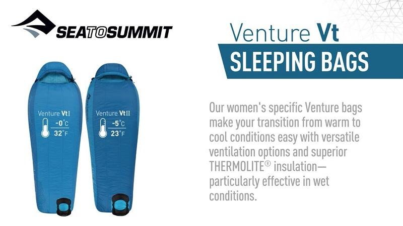 Túi ngủ Sea to Summit Venture Vtll STMVTL103