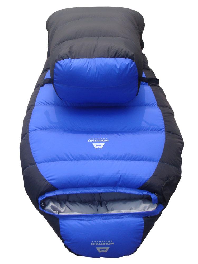Chất liệu Túi ngủ con nhộng lông vũ Roticamp Extreme R005