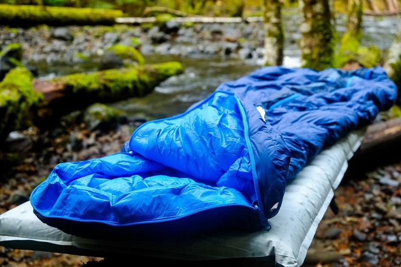 Sử dụng túi ngủ khi đi du lịch, dã ngoại hay cắm trại