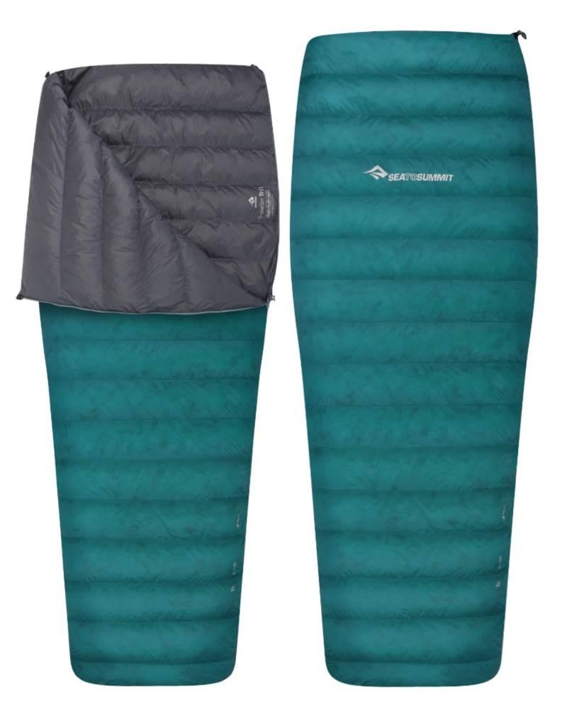 Túi ngủ siêu nhẹ Sea to Summit Traveller Trll STMTR207
