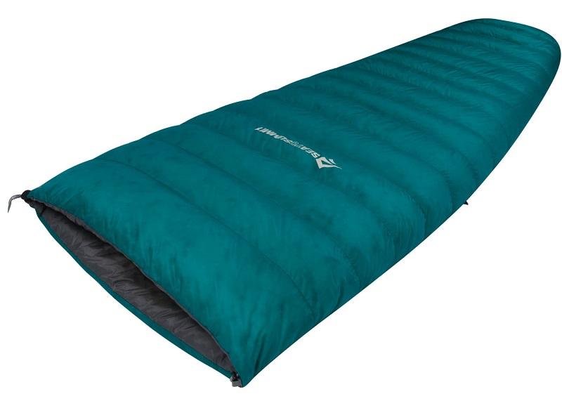 Túi ngủ Sea to Summit Traveller TrII STMTR207 với chất liệu lông vũ mềm mại, ấm áp
