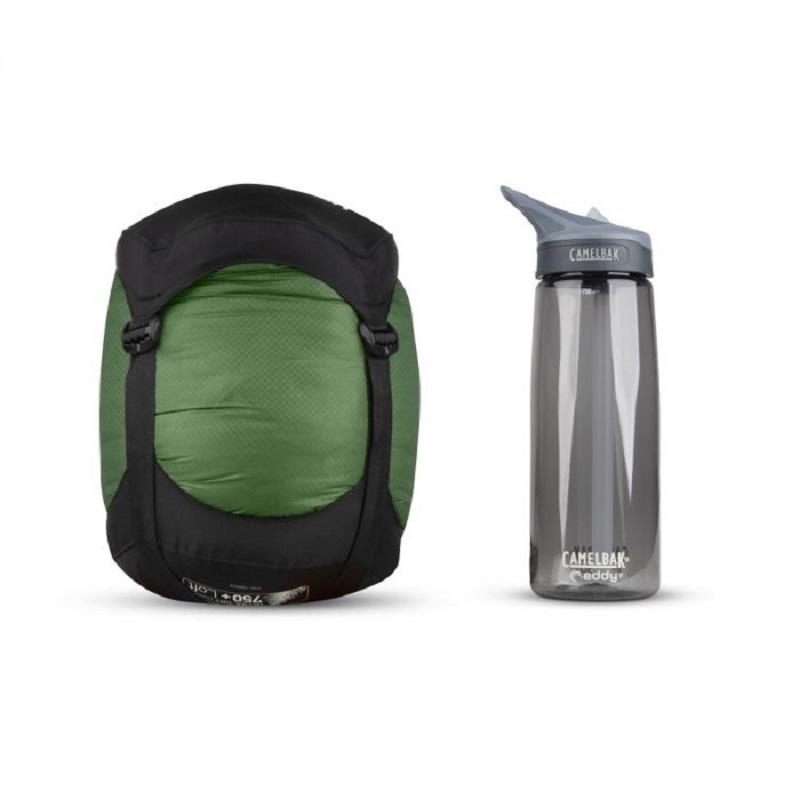 Gấp gọn túi ngủ du lịch