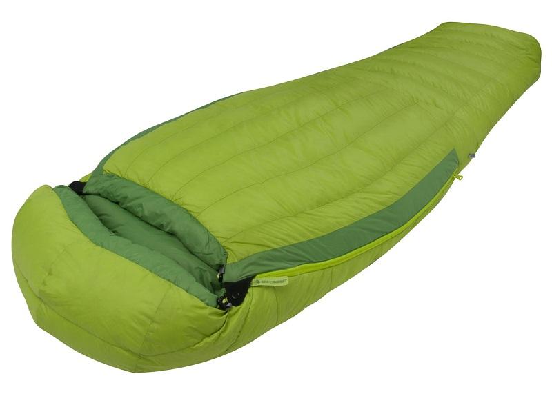 Túi ngủ Sea to Summit Ascent AcII STMAC211 với hình chữ nhật thuôn nhọn