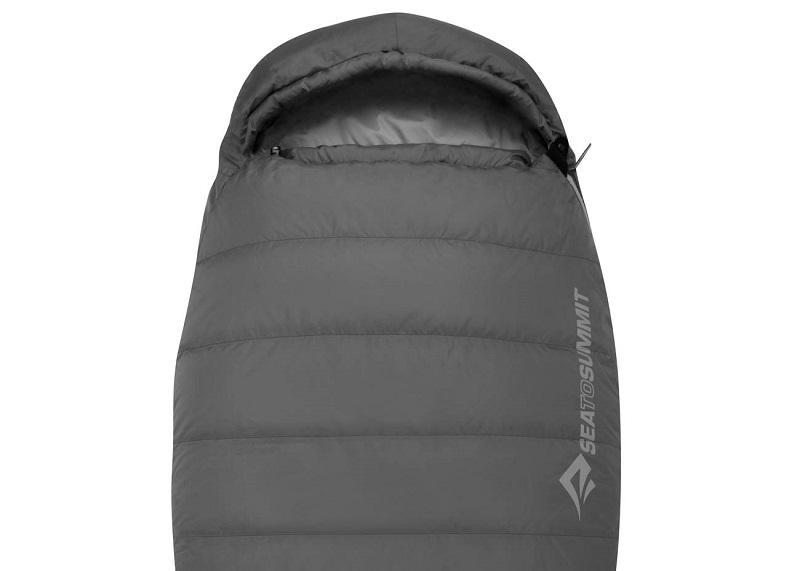 Phần đầu của túi ngủ Sea to Summit Treeline TlI STMTL105