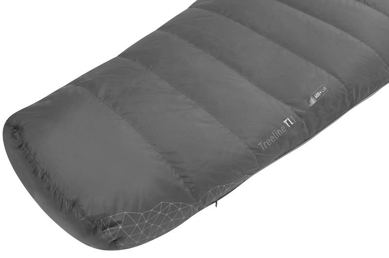 Chi tiết phần chân của túi ngủ  Sea to Summit Treeline TlI STMTL105