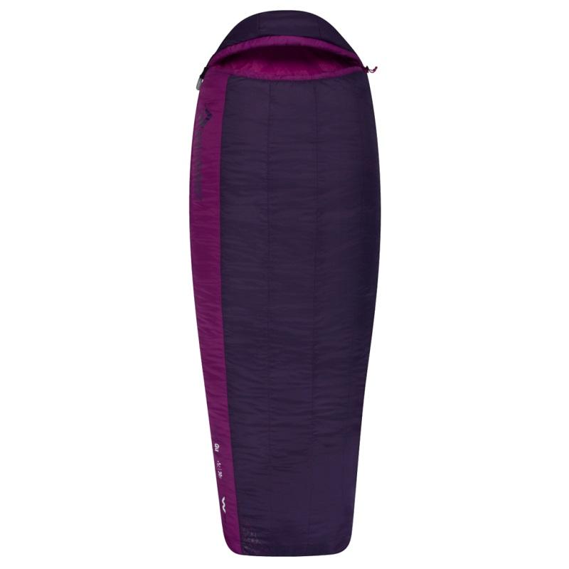 Thiết kế hình chữ nhật thuôn nhọn của túi ngủ Sea to Summit Quest QuII STMQU210